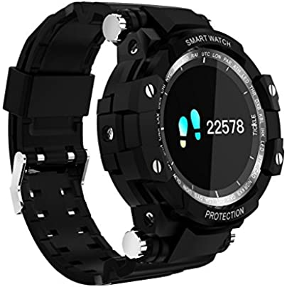 OOLIFENG Heart Rate Monitor Fitness Tracker Watches Sports Smart Wristband IP67 Waterproof For IOS Android Estimated Price £69.48 -