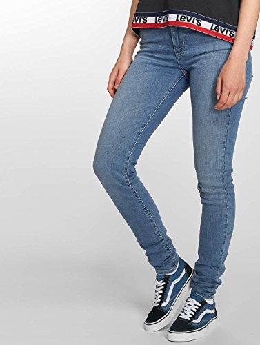 Levi's skinny High Femme Jean Bleu Rise Jeans pzw0x6qrz