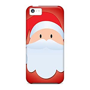New Arrival Iphone 5c Cases Santa Claus Cases Covers