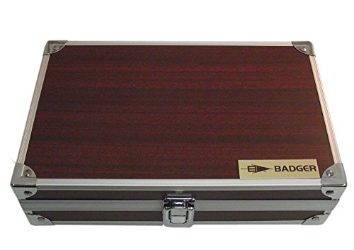 BADGER 50-0501 Wood Grain Case W/Insert (150-4and 150-5) - - Woodgrain Insert