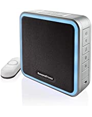 Honeywell RDWL917AX2000/E Series 9 Portable Wireless Doorbell/Door Chime & Push Button