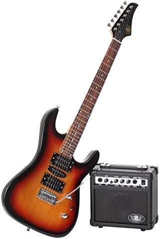 Legend pacrc 100SB – Guitarra eléctrica del tipo Ibanez Sunburst ...