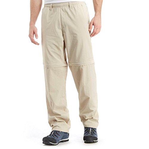 Columbia Men's Backcast Convertible Sun Pants, Quick Drying from Columbia
