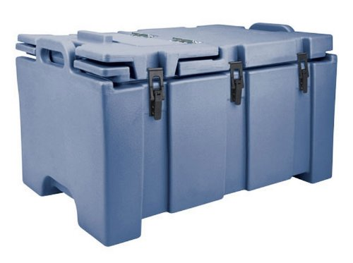 Cambro (100MPCHL186) Top-Load Food Pan Carrier - Camcarrier 100 Series (Blue Camcarrier)