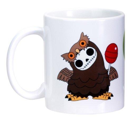 Furry Bones Skull Hootie Coffee