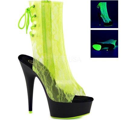 Lime 1018la Matte Neon Pleaser blk Delight Tpu tvq01w