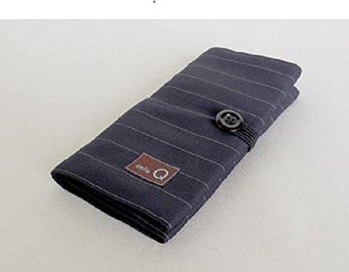 Della Q Cotton Interchangeable Needle Case 195-1 Double - Esquire by DELLA