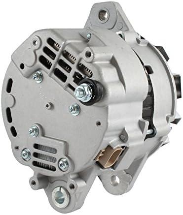 New 24 Volt 40 Amp Alternator Fits Mitsubishi Engines 6D16 6D2 6DS