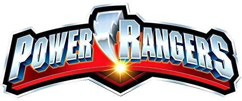 Power Rangers Logo Edible Cake Topper Image ABPID06184 - 1/8 sheet]()