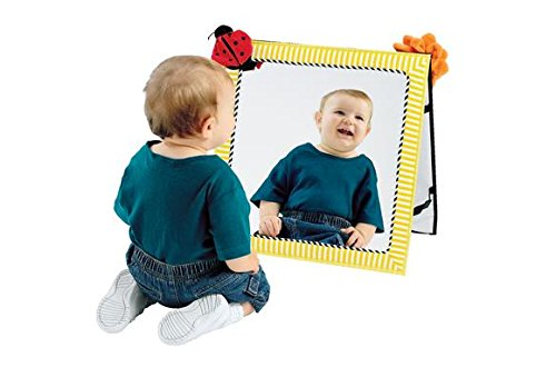 Excellerations BABYMIR Double-Sided Discovery Mirror