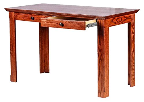 Forest Designs FD-1112B- TR-48w-CoA Traditional Writing Table with Drawers, 48