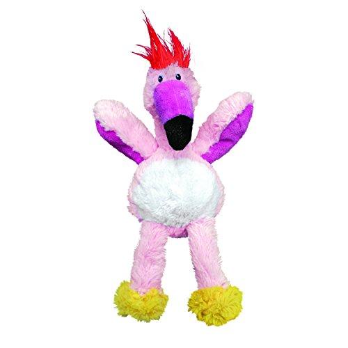 KONG Wild Knots Flamingo Dog Toy Medium/Large