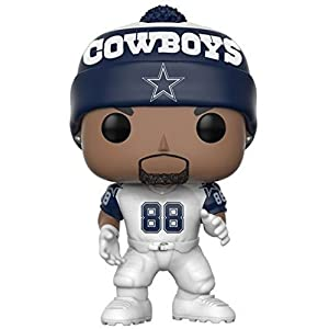 Funko POP NFL: Dez Bryant (Cowboys Color Rush) Collectible Figure