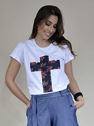 Camiseta Católica Cruz XGG
