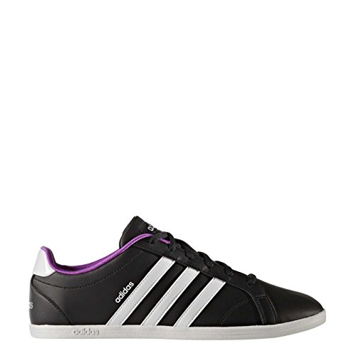Qt Deporte para Vs W negro Mujer Zapatillas de Coneo adidas 1AUxqw7