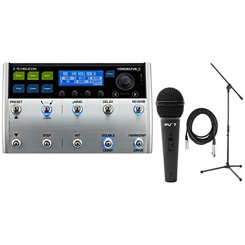Tc Electronic TC Helicon VoiceLive 3 Vocal Effects Proces...
