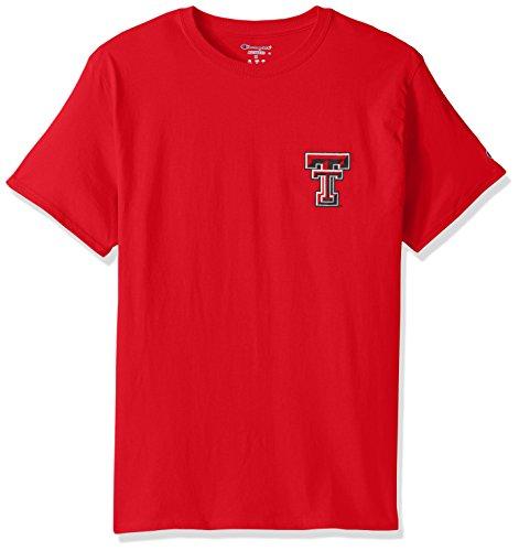 Champion NCAA Texas Tech Red Raiders Team Color University Performance (Raiders Ncaa Basketball)