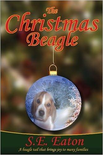 amazoncom the christmas beagle 9781540489876 se eaton books - Christmas Beagle