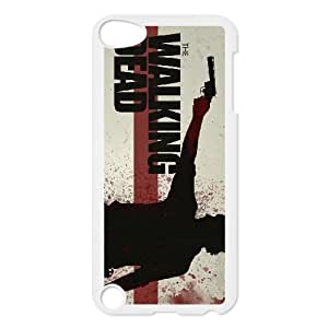 linfenglin Customized Print The Walking Dead Pattern Hard Case for iPod Touch 5