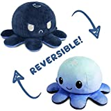 The Original Reversible Octopus Plushie   TeeTurtle's Patented Design   Day and Night   Show your mood without saying a…
