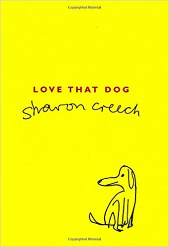 Image result for Love That Dog - Sharon Creech