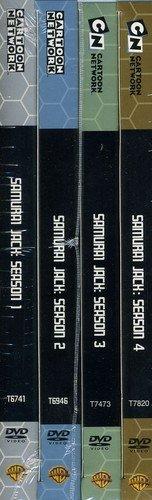 Samurai Jack: Seasons 1-4 by Warner Manufacturing