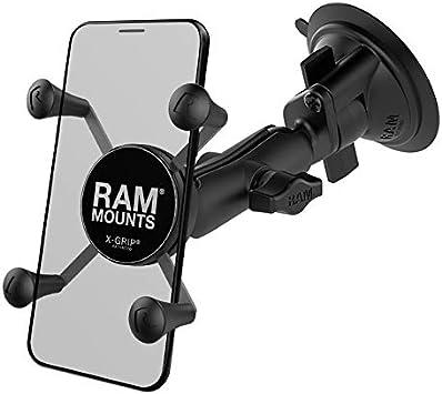 Ram Mounts Ram B 166 Un7u X Grip Saugfusshalterung Für Elektronik