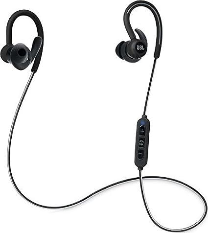 JBL 106413 - Auriculares Deportivos de botón, Color Negro