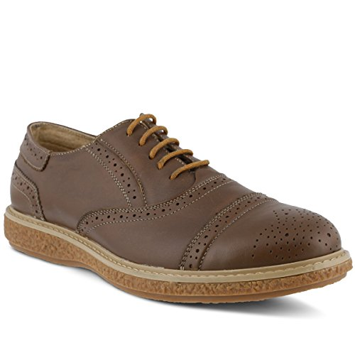 Spring Step Mens Bryan Oxford Shoe Brown 0ZqfY