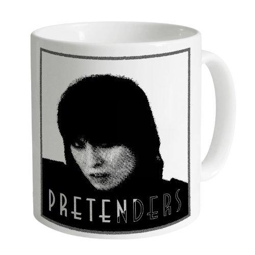 Official The Pretenders Chrissie Hynde Mug