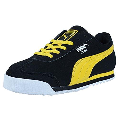 puma-roma-sl-nbk-kids-shoeblack-vibrant-yellow-white25-m-us-little-kid