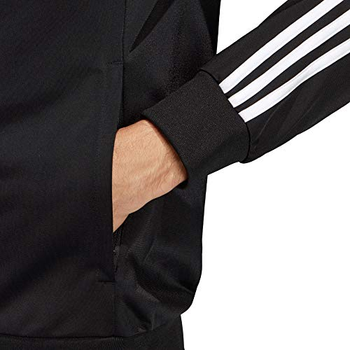Tiro19 Homme Jkt Noir Adidas Veste Pes blanc RFwqx4aW