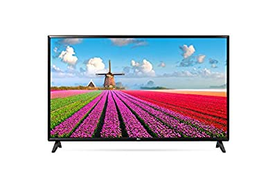 "LG 43LJ550 43"" Full HD Multi-System Smart Wi-Fi LED TV w/Free HDMI Cable, 110-240v"