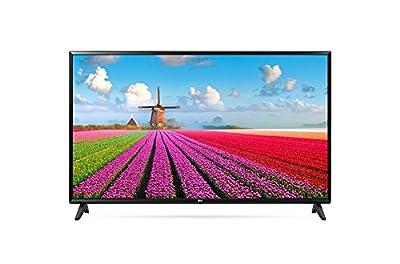 """LG 43LJ550 43"""" Full HD Multi-System Smart Wi-Fi LED TV w/ Free HDMI Cable, 110-240v"""