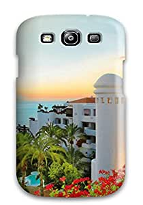 LASTYxd1244XOMdA Anti-scratch Case Cover ZippyDoritEduard Protective Tenerife Holidays Case For Galaxy S3