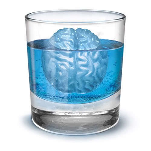 brain ice cube tray - 9
