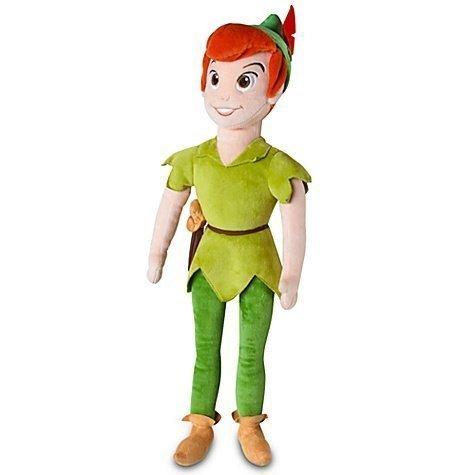 Doll Wendy Plush - Disney Exclusive Peter Pan 20 Inch Deluxe Plush Peter Pan