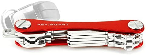 KeySmart Compact Key Holder and Keychain Organizer