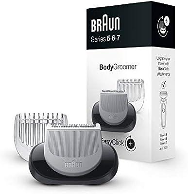 Braun EasyClick Accesorio de depiladora Corporal para Afeitadora ...
