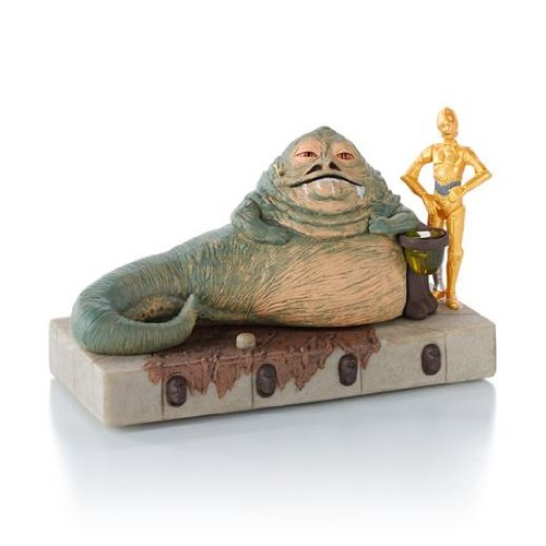 At Jabbas Mercy - Star Wars Return of the Jedi 2013 Hallmark Ornament