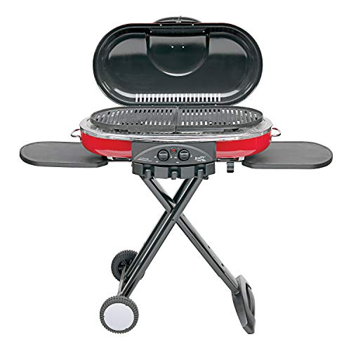 Outdoor Cooking Bbq Accessories Grill - Coleman 9949-750 Road Trip Grill LXE