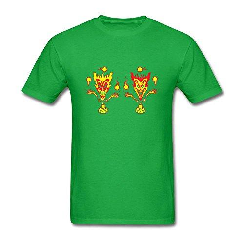 SLJD Men's Hatchet Psychopathic Records ICP Design T Shirt