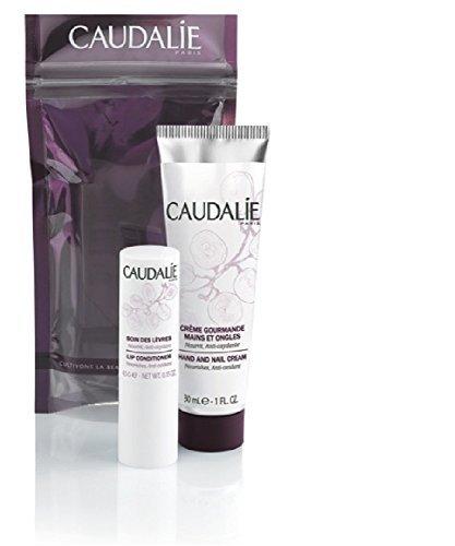 Caudalie Lip Conditioner and Hand Cream Winter - Cream Hand Caudalie