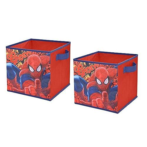Amazing Spiderman Bedroom Set Style