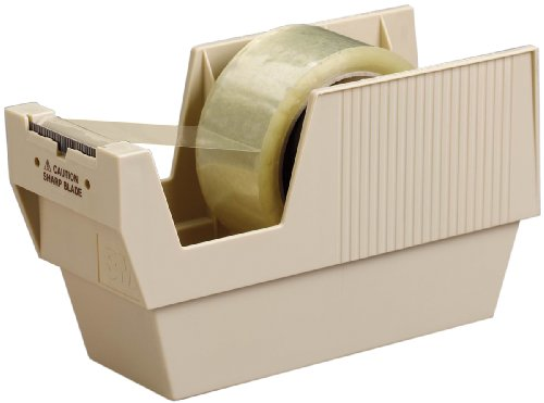 3M P52 Tabletop Pull and Cut Tape Dispenser, 2-Inch by 3M