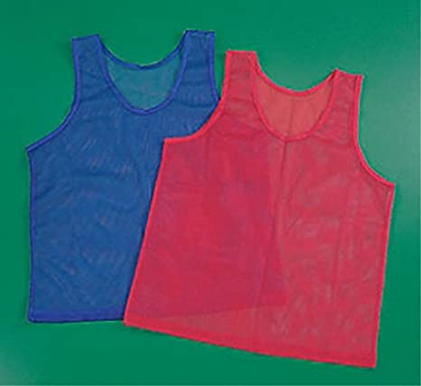 online retailer 5e021 7e0c2 Amazon.com : 24 Mesh Scrimmage Vests Youth Team Jersey Sport ...