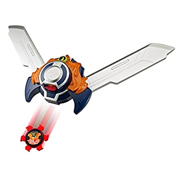 Power Rangers New Super Ninja Steel Morph Blade Bow: Amazon ...