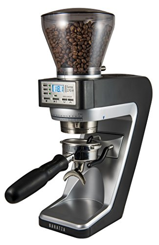 Baratza Sette 270W - Conical Burr (with Grounds Bin and built-in PortaHolder)