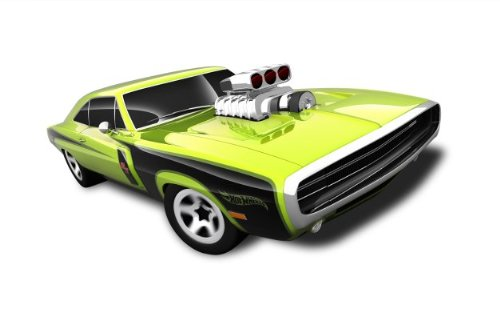Hot Wheels - '70 Dodge Charger R/T  - Muscle Mania, Mopar 12