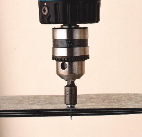 Malco HW7X1/2ZT Zip-In Self Piercing Screw 1000 Count Carton